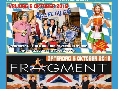 Het Waanzinnig Weekend Weiteveen is er een keer in de twee jaar, in de even jaren, in het eerste weekend van oktober.