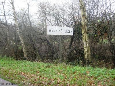 Wessinghuizen is een buurtschap in de provincie Groningen, in de streek Westerwolde, gemeente Stadskanaal. T/m 1968 gemeente Onstwedde.