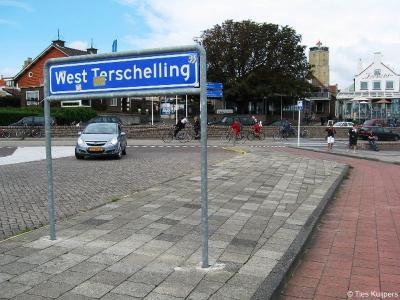 West-Terschelling is een dorp in de provincie Fryslân, in de regio Waddengebied, op het eiland en in de gemeente Terschelling. Het is de hoofdplaats van de gemeente.