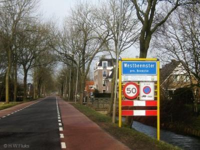Westbeemster is een dorp in de gemeente Beemster
