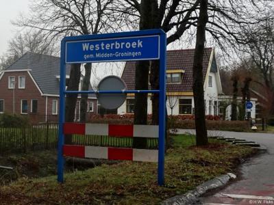 Westerbroek is een dorp in de provincie Groningen, in de streek Veenkoloniën, gemeente Midden-Groningen. T/m 31-3-1949 gemeente Hoogezand. Per 1-4-1949 over naar gemeente Hoogezand-Sappemeer, in 2018 over naar gemeente Midden-Groningen.