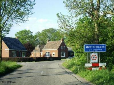 Westeremden is een dorp in de provincie Groningen, in de streek Hoogeland, gemeente Loppersum. T/m 1989 gemeente Stedum.