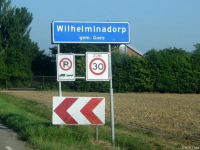Wilhelminadorp is een dorp in de provincie Zeeland, in de streek Zuid-Beveland, gemeente Goes. T/m 1969 gemeente Kattendijke.