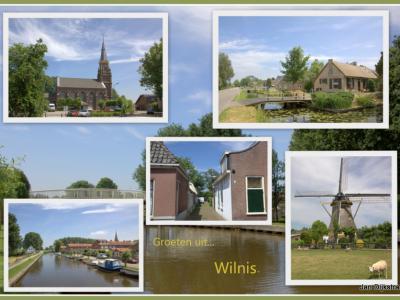 Wilnis is een dorp in de provincie Utrecht, gemeente De Ronde Venen. Het was een zelfstandige gemeente t/m 1988.