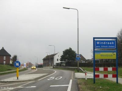 Windraak is een buurtschap in de provincie Limburg, in de streken Westelijke Mijnstreek en Heuvelland, in grotendeels gemeente Sittard-Geleen, voor een klein deel gemeente Beekdaelen.