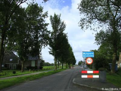 Wytgaard is een dorp in de provincie Fryslân, gemeente Leeuwarden. T/m 1943 gemeente Leeuwarderadeel.