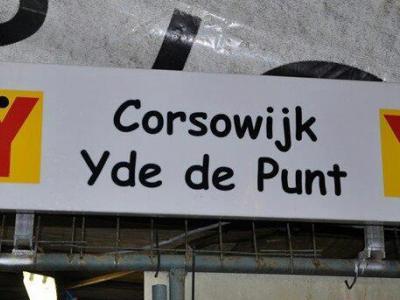 De deelnemers aan het jaarlijkse Bloemencorso Eelde zijn verdeeld in 'corsowijken'. Een daarvan is de in 2002 opgerichte Corsowijk Yde-De Punt. Zie verder bij Jaarlijkse evenementen.