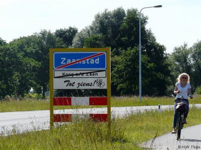Zaanstad is een gemeente in de provincie Noord-Holland, in de regio Zaanstreek.