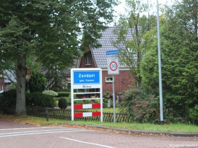 Zandpol is een dorp in de provincie Drenthe, gemeente Emmen. T/m 1997 grotendeels gemeente Schoonebeek.