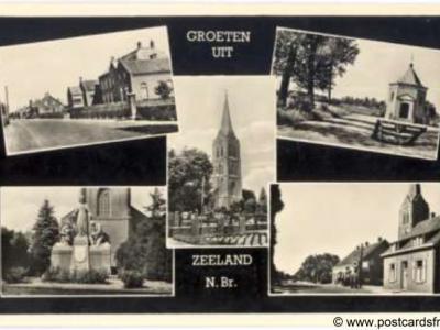 De inwoners van het dorp Zeeland zullen vast vaak moeten uitleggen dat Zeeland niet alleen een provincie is, maar ook nog een dorp in Brabant. Ook op ansichtkaarten is het handig dat erbij te vermelden, ter voorkoming van misverstanden.