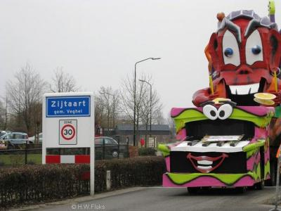 Zijtaart is een dorp in de provincie Noord-Brabant, in de regio Noordoost-Brabant, gemeente Meierijstad. T/m 2016 gemeente Veghel.