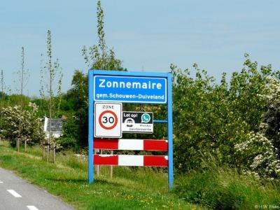Zonnemaire is een dorp in de provincie Zeeland, in de streek en gemeente Schouwen-Duiveland. Het was een zelfstandige gemeente t/m 1960. In 1961 over naar gemeente Brouwershaven, in 1997 over naar gemeente Schouwen-Duiveland.