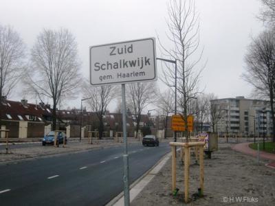 Zuid-Schalkwijk lijkt op het eerste oog een gewone, doorsnee-woonwijk. Maar er is ook nog een prachtig buitengebied bewaard gebleven om deze wijk heen (met o.a. drie molens) waar de gemeente gelukkig zuinig op is en een beheerplan voor heeft gemaakt.
