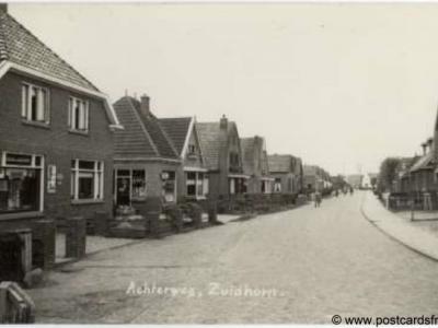 Zuidhorn Achterweg 1940