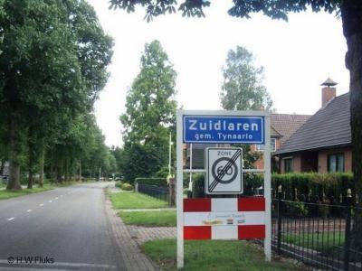 Zuidlaren is een dorp in de provincie Drenthe, gemeente Tynaarlo. Het was een zelfstandige gemeente t/m 1997.