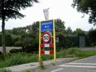 Zwaagdijk-West is een dorp in de provincie Noord-Holland, in de streek West-Friesland, gemeente Medemblik. T/m 1978 deels gem. Wognum, deels gem. Zwaag, deels gem. Nibbixwoud. In 1979 in zijn geheel over naar gem. Wognum, in 2007 over naar gem. Medemblik.