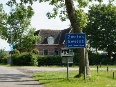 Zweins is een dorp in de provincie Fryslân, gemeente Waadhoeke. T/m 2017 gemeente Franekeradeel.